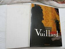 1990, Vuillard, Exhibition Catalog published by Flammarion, in French HBw/dj, NF