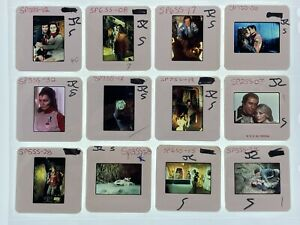 12 Space 1999 35mm Slides Sci-Fi TV Series Press Kit Publicity Promo Vtg Lot #1