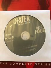 Dexter - Season 6, Disc 4 REPLACEMENT DISC (not full season)
