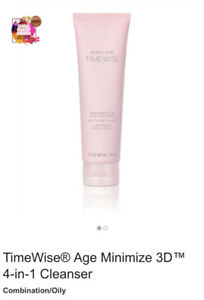 Time Wise Age Minimize Cleanser Combination And Oil Skin New Mary Kay