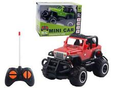 YP Toys 4 Channel 1:43 RC High Speed Mini Car with Remote Control (GREEN)