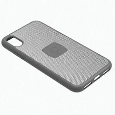 iPhone X & XS UrbanShield Silver Lightweight Carbon Fibre Case Cover by Cygnett