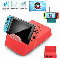 For Nintendo Switch Portable HDMI TV Fast Charger Charging Dock Station Stand