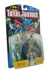"""""""KENNER"""" """"Batman"""" Total Justice Batman 5"""" figurine 1996 BNIB"""