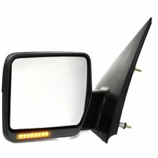 LEFT POWER DOOR MIRROR FITS FORD F 150 2004-2006 FO1320242
