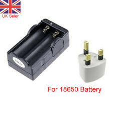 18650 Battery Charger for 3.7V Rechargeable  Li-ion Battery 4000mAh/3000/3600mAh