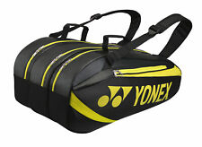 YONEX BAG 8929 black/lime Tasche Badminton Tennis Squash Schläger