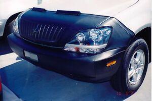 Colgan Front End Mask Bra 2pc. Fits Lexus RX300 1999-2003 W/Front License