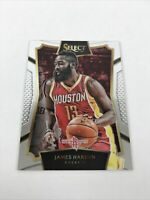 2015-16 Panini SELECT Basketball #94 James Harden Houston ROCKETS MVP Hot !!