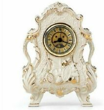 Lenox Disney Cogsworth Clock Beauty and the Beast New in Box