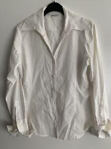 Ben Sherman White Shirt UK SIze L