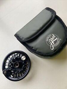 Abel Super 7 Spare Spool Black BRAND NEW