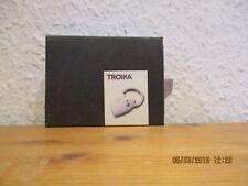 Troika Schlüsselanhänger Twinkling Heart mit Kristall aus Swarowski-Steinen
