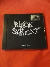 BLACK SYMPHONY - Black Symphony / limited Edition schwarzes Jewelcase