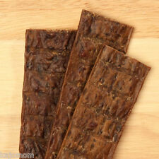 """50 Count Happy Howies 12"""" BEEF JERKY STICKS Natural USA Dog Treats Chews bully"""