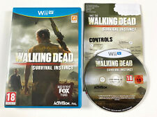 The Walking Dead Survival Instinct in OVP - Nintendo Wii U