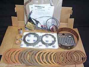 A518 518 46RE 46RH A618 618 47RH 47RE Super Master Rebuild Kit 1998-03 Overhaul