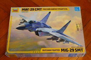 1:72 ZVEZDA MiG-29 SMT RUSSIAN FIGHTER