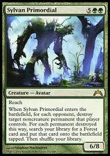 MTG SYLVAN PRIMORDIAL ASIAN - PRIMORDIALE SILVANO - GTC - MAGIC