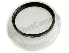 52mm Star 8 cross points PRO glass filter screen NEW