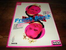 4AD - FRANK BLACK - PUBLICITE / ADVERT TEENAGER !!!!!!!