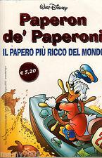 PAPERON DE PAPERONI=IL PAPERO PIU RICCO DEL MONDO=TUTTO DISNEY N°24 6/2002
