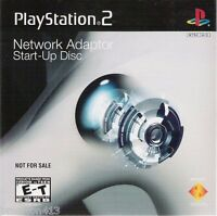 PlayStation 2 Network Adaptor Start-Up Disc (PlayStation PS2) Demo's & Video's!