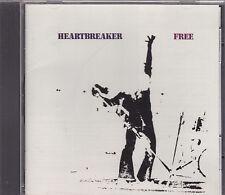 FREE - heartbreaker CD japan edition