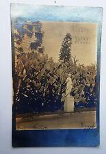 1911 Vintage CACTUS in CAIRO EGYPT Real Photo Postcard RPPC