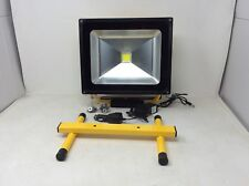 Clearance- ABN | Rechargeable LED Work Light – 50W 4500LM Portable Flood Light