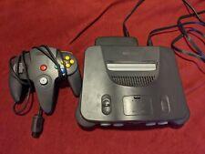 Nintendo 64 Grau/ Schwarz Spielekonsole (PAL)