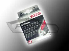 BOSCH 9655 IRIDIUM SPARK PLUGS - SET OF 4