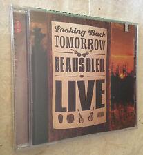 BEAUSOLEIL CAJUN CD LOOKING BACK TOMORROW LIVE R2 76697 2000 BLUES