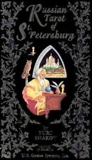 Russian Tarot of St Petersburg by Yury Shakov (Miscellaneous print, 1991)