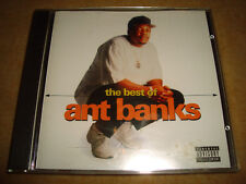 ANT BANKS - The Best Of  (SPICE 1 MR. ILL TOO SHORT POOH-MAN MC BREED THE COUP)