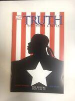 Truth Red White & Black  # 1 (2003) 1st App (NM) Disney !