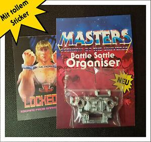 MotU - Battle Saddle Organiser -  Masters of the Universe Tripute Bootleg