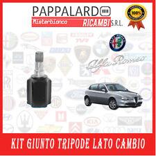 KIT GIUNTO TRIPODE LATO CAMBIO SX ALFA ROMEO 147 - GT 1.9 JTD