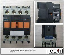Contacteur auxiliaire CA2DN40P7 TELEMECANIQUE | Auxiliary contactor CA2DN40P7