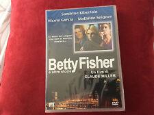 BETTY FISHER di Claude Miller (2003) DVD