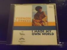 I Made My Own World Vernon Garrett~2003 UK Import Soul Comp CD~FAST SHIPPING!!!