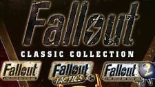 Fallout Classics Collection Fallout 1 + 2 + Tactics (PC) [Steam]
