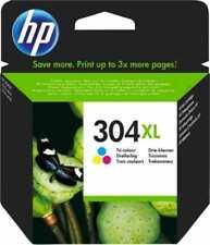 HP 304XL Cartuccia Originale Inchiostro - Ciano/Magenta/Giallo