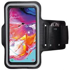 Samsung Galaxy A70 Handy Sport Armband Sportarmband Tasche Fitness Jooging Hülle