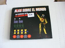 "Alas Sobre El Mundo ""Un Fascinante CD DE El Aviador Dro. Import Sealed 2 Cd's."