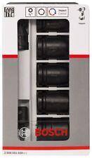 Bosch Pro 7tlg. Steckschlüsseleinsätze-Set Impact Control Steckschlüssel-Einsatz