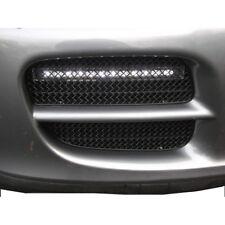 Zunsport Black mesh front outer grille set Porsche Cayenne 02-08