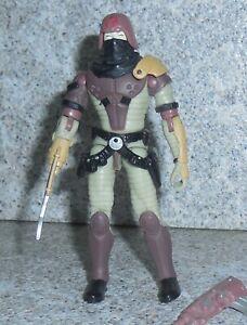 Gi Joe Vertu Contre Venom Overkill 2004 v3 Figurine