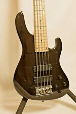 2013 Sadowsky Metro Series M5-24 Black 5-String Bass - MINT CONDITION!