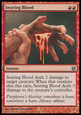 SEARING BLOOD NM mtg Born of the Gods Red - Instant Unc